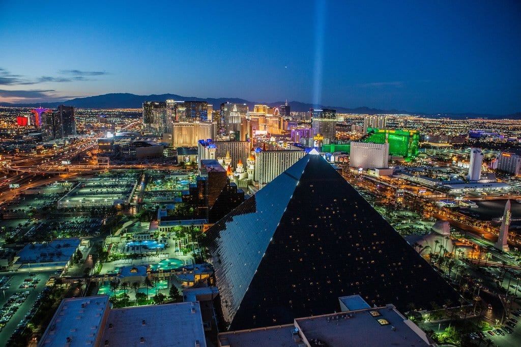 Planet 13 dispensary is off the string in Las Vegas