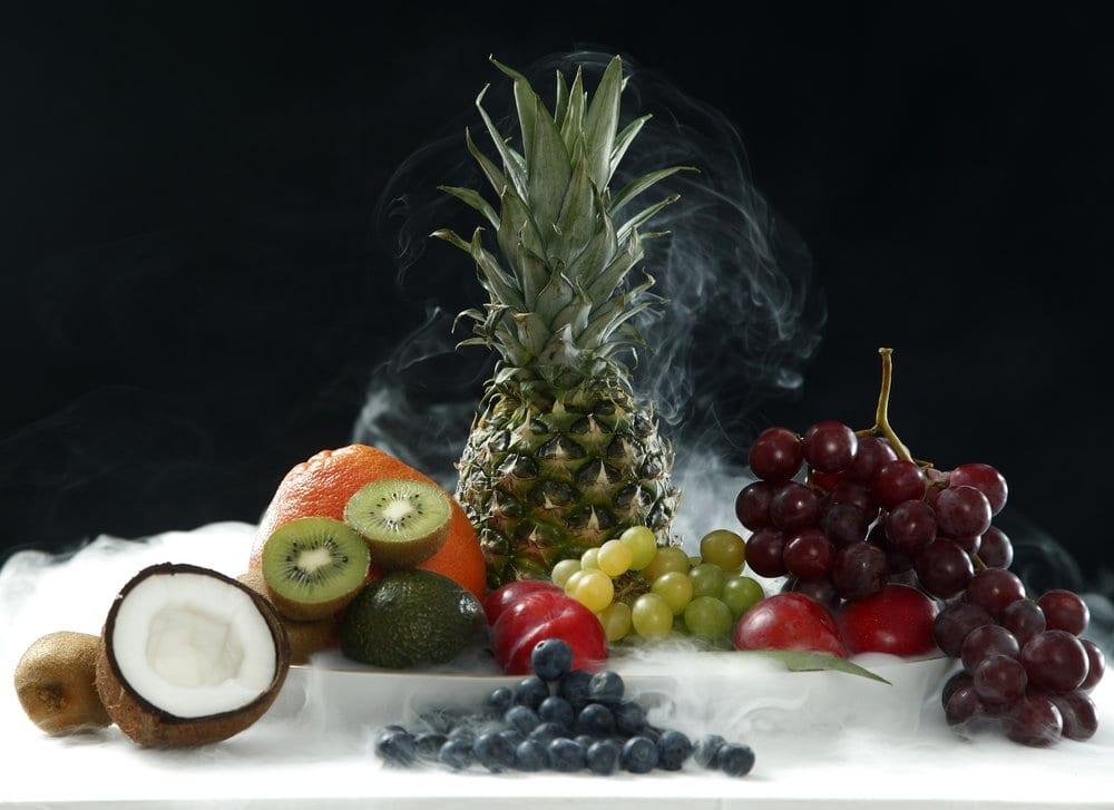 Pile of Smoking Fruit