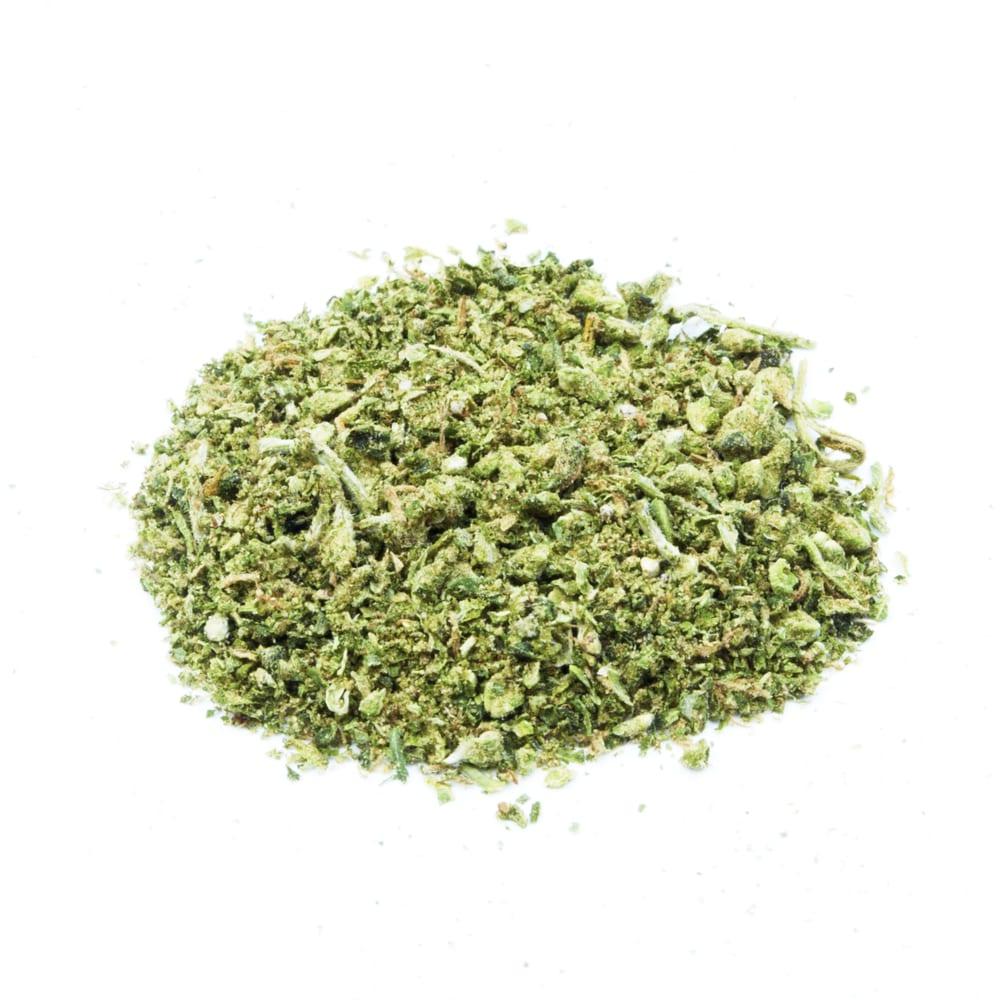 pile of marijuana showing what is marijuana shake
