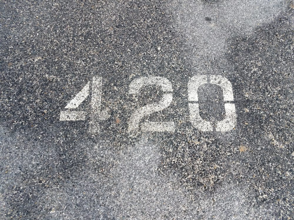420 as the house number
