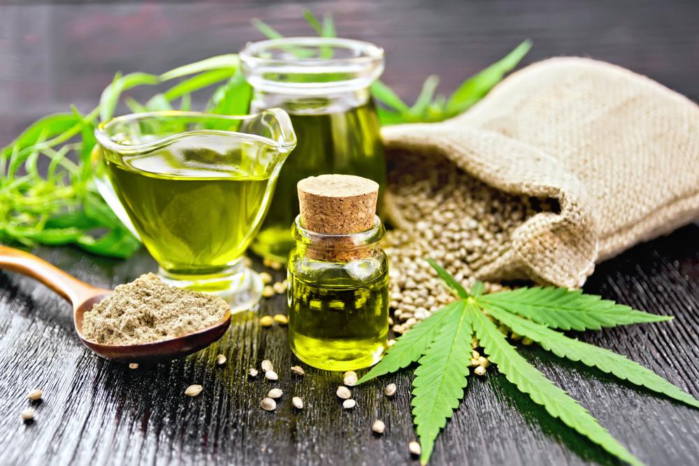 hemp seeds hemp oil
